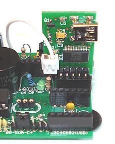 FTDI USB Power +5V naar V+ moederbord