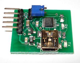 FTDI USB Serial Plug-on