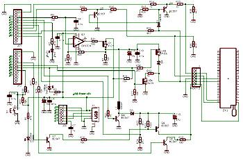 Schema PICkit-2 opzet board