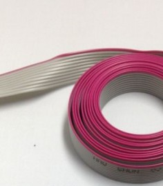 Band Kabel 10 Aderig (100cm)