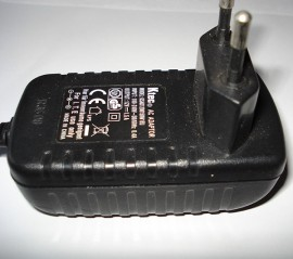 Power Adapter 12v 1.5A