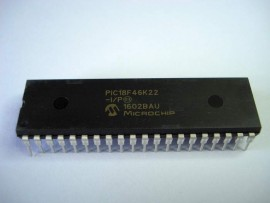 18F46K22 DIP