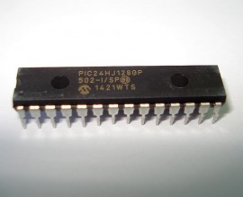 PIC24HJ128GP502-DIP