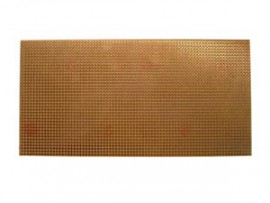 Gaatjesprint 33 x 10 cm Pertinax Print