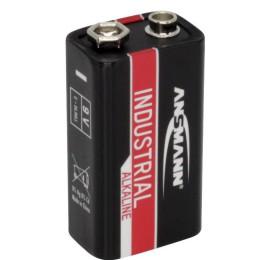 9V Industrial Alkaline batterij