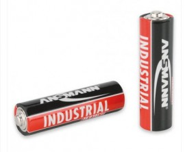 2 stuks AA Industrial Alkaline batterij