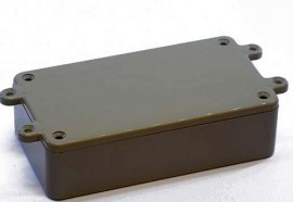 ABS kastje 120 x 65 x 40mm