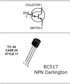 6x BC517