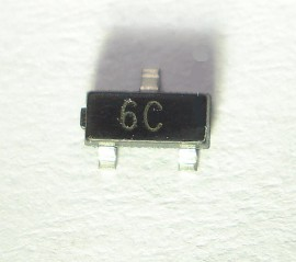 30x SOT-23 BC817 SMD NPN Transistor