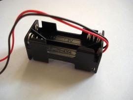 Batterij Houder 4xAAA