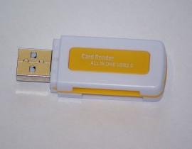 Multi USB2.0 Card Reader
