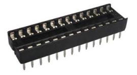 IC Voet 28 pins (smal)