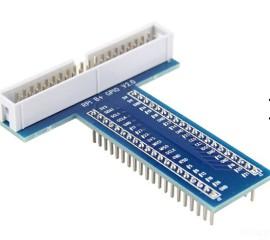 Raspberry Pi GPIO 40 pins (alleen T stuk)