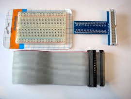 Raspberry Pi+ GPIO Kit 40 pins