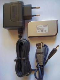 5V 2.5A Power Supply met 4 Poort USB HUB