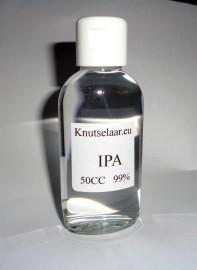 Flesje 50CC 99% Isopropanol (IPA)