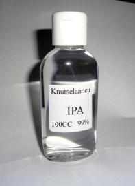 Flesje 100CC 99% Isopropanol (IPA)