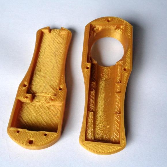 3D geprinte behuizingen