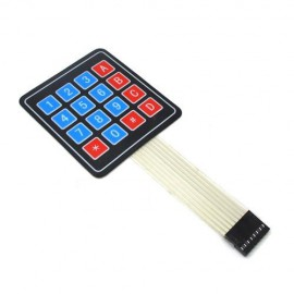 Matrix Keypad 4x4
