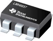 5x LMH6657 SOT23 Op-Amp