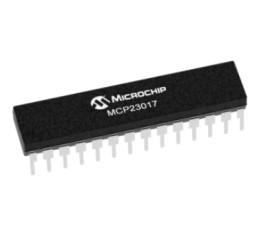 MCP23017 DIL