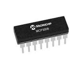 MCP3008 DIL