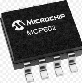MCP602 Dual Op-Amp SMD