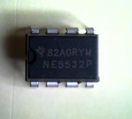 5x NE5532 Dual Op-Amp