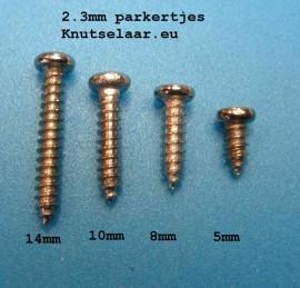 35x M2.3 Parker 10mm
