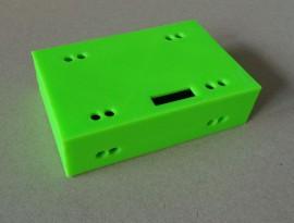 Relaiskaart-4 Behuizing Groen