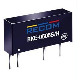 DC-DC converter RKE-0505 0.2A 3KV
