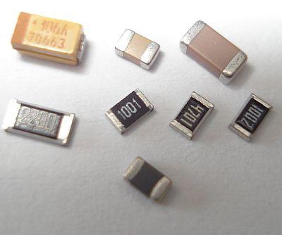 SMD onderdelen