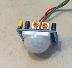 HC-SR501 Bewegings sensor