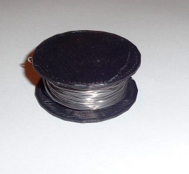 Soldeertin loodhoudend 0.5mm 25 gram