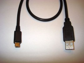 USB Kabel A-Micro 50 cm