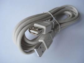 USB Verleng Kabel A-A 180cm