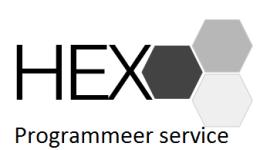 PIC HEX Programmeer Service
