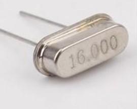 5x 16 Mhz Kristal